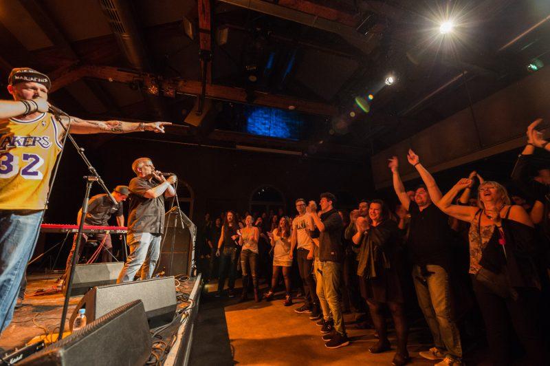 The Wild Magnolia Mariachis live im Ampere | Emergenza München Semifinale No.3 | 14.05.2017