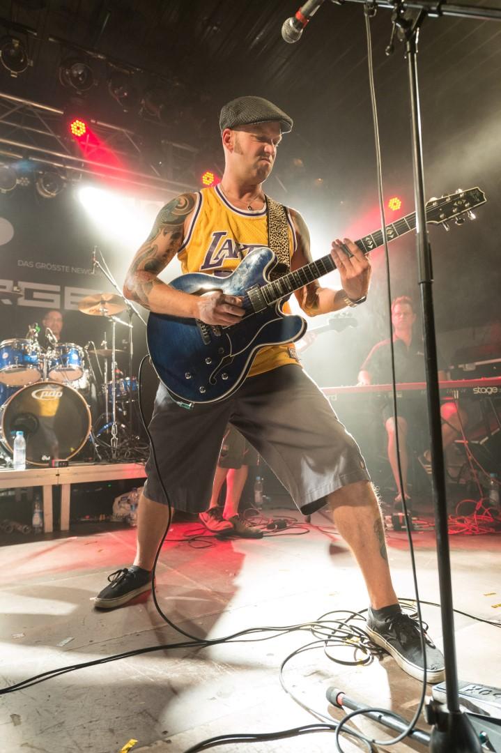 live in der Backstage Halle München | Emergenza 2017 Finale Süd | 08-07-2017
